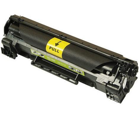 Картридж Cactus CS-C712R для Canon LBP-3010/3020 черный 1500стр