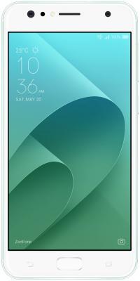 Смартфон ASUS ZenFone 4 Selfie ZD553KL 64 Гб зеленый (90AX00L4-M01520)
