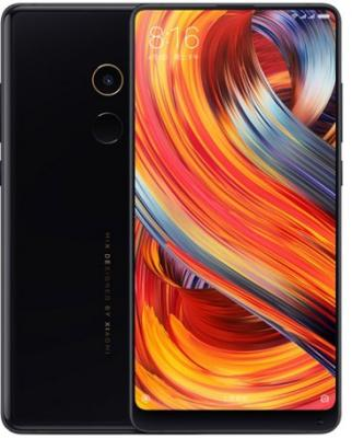Смартфон Xiaomi Mi Mix 2 черный 5.99 64 Гб LTE NFC Wi-Fi GPS 3G чехлы для телефонов skinbox накладка для xiaomi mi mix 2