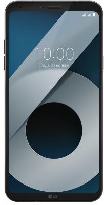 Смартфон LG Q6+ 64 Гб черный (LGM700AN.A4ISBK) смартфон lg q6 m700an 32gb black gold