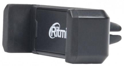 Автомобильный держатель Ritmix RCH-007 V черный цена и фото