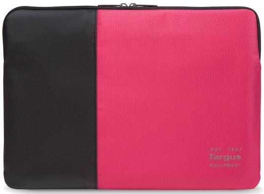 Чехол для ноутбука 14 Targus TSS94813EU нейлон черный розовый