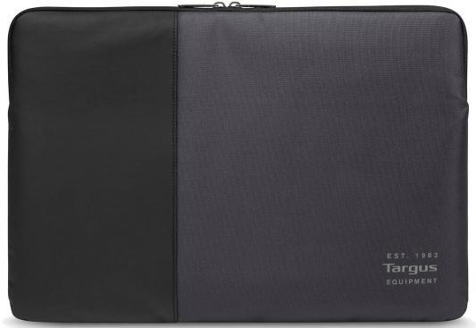 """Чехол для ноутбука 14"""" Targus TSS94804EU нейлон серый черный цена 2017"""
