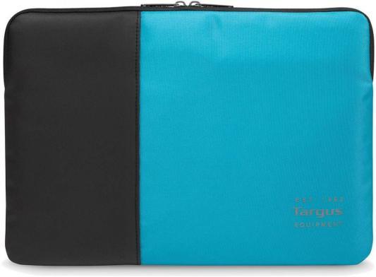 Чехол для ноутбука 14 Targus TSS94802EU неопрен голубой черный чехол для ноутбука 14 printio hands