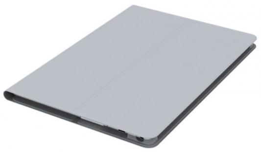 Чехол Lenovo для Lenovo Tab 4 Plus TB-X704L Folio Case/Film полиуретан/пластик серый ZG38C01782