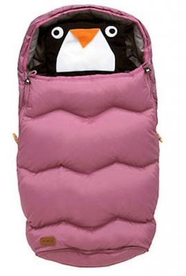 Муфта для ног Voksi Urban (pale pink) конверт детский voksi voksi конверт зимний urban melange black