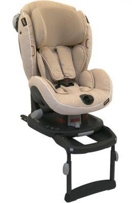 Автокресло BeSafe iZi-Comfort X3 Isofix (ivory melange) автокресло besafe izi comfort x3 isofix lava grey