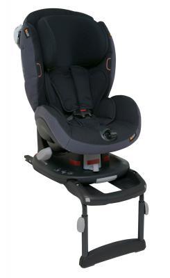 Автокресло BeSafe iZi-Comfort X3 Isofix (midnight black melange 528101) автокресло besafe 1 izi comfort x3 ruby red 525170 э0000013287