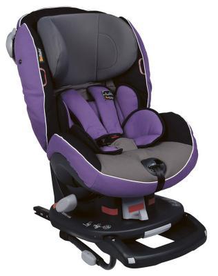 Автокресло BeSafe iZi-Comfort X3 Isofix (fresh purple-grey)