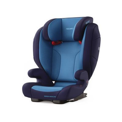 Автокресло Recaro Monza Nova EVO SF (xenon blue)