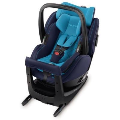 Автокресло Recaro Zero.1 Elite (xenon blue)