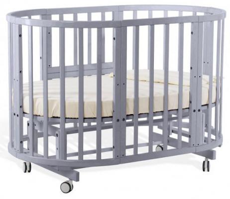 Кроватка-трансформер Nuovita Nido Magia (муссон)