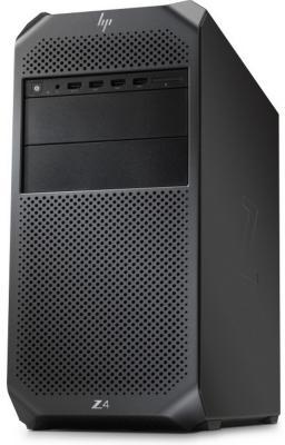 Системный блок HP Z4 G4 W-2133 3.6GHz 16Gb 1Tb 256Gb SSD DVD-RW Win10Pro клавиатура мышь черный 2WU74EA системный блок hp z440 e5 1650v4 3 2ghz 16gb 512gb ssd dvd rw win7pro win10pro клавиатура мышь черный t4k81ea