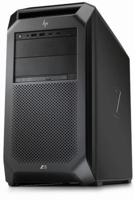 Системный блок HP Z8 G4 Xeon 4108 1.8GHz 32Gb 1Tb DVD-RW Win10Pro клавиатура мышь черный 2WU47EA пк hp z6 g4 xeon 4108  1 8   32gb