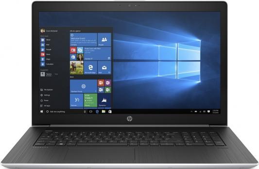 Ноутбук HP ProBook 470 G5 (2UB67EA) ноутбук hp 255 g5