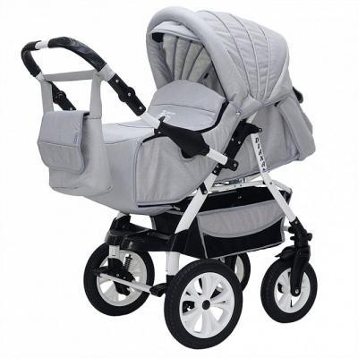 Коляска прогулочная Teddy BartPlast Diana Prime PKLO (03/серый джинс) коляска прогулочная teddy bartplast diana 2016 pklo dd16 серый