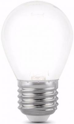 Лампа светодиодная филаментная E27 5W 2700К груша матовая 105202105