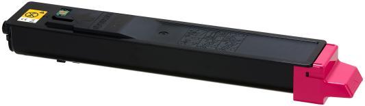 Картридж Kyocera TK-8115M для Kyocera M8124cidn/M8130cidn пурпурный 6000стр картридж kyocera tk 8115y для kyocera m8124cidn m8130cidn желтый 6000стр