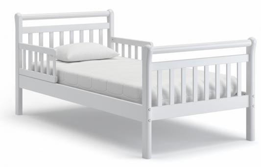Подростковая кровать Nuovita Delizia (bianco) подростковая кровать nuovita volo bianco