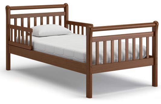 Подростковая кровать Nuovita Delizia (noce scuro) подростковая кровать nuovita delizia bianco