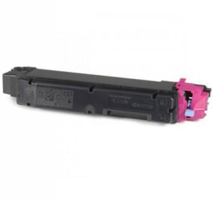 Картридж Kyocera TK-5160M для Kyocera ECOSYS P7040cdn пурпурный 12000стр картридж kyocera mita tk 1130
