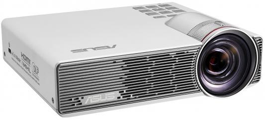 Проектор ASUS P3B 1280x800 800 люмен 100000:1 серебристый 90LJ0070-B00120/90LJ0070-B10120