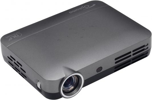 Проектор Optoma ML330 1280x800 500 люмен 20000:1 серый E1P2V003E021