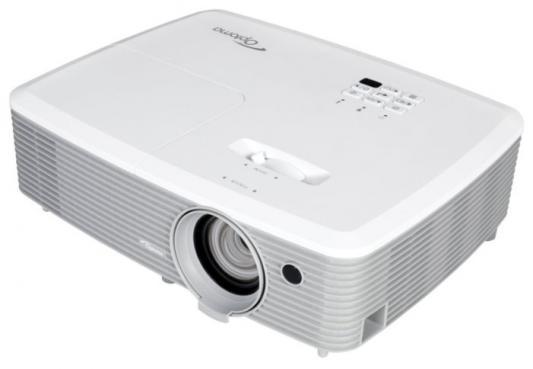 Проектор Optoma W400 1280x800 4000 люмен 22000:1 белый 95.78C01GC0E