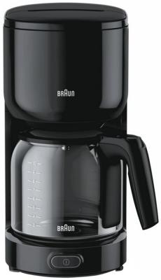 Кофеварка Braun KF 3120 черный