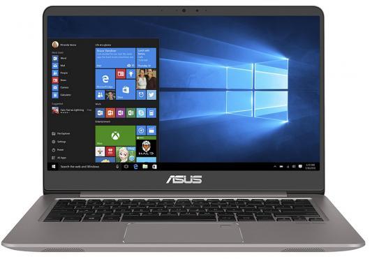 Ультрабук ASUS Zenbook UX410UF-GV008T 14 1920x1080 Intel Core i5-8250U 90NB0HZ3-M00460