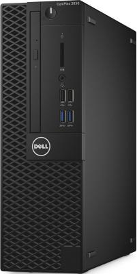 Системный блок DELL Optiplex 3050 SFF i5-6500 3.2GHz 4Gb 500Gb HD530 DVD-RW Win10Pro клавиатура мышь черный 3050-6348