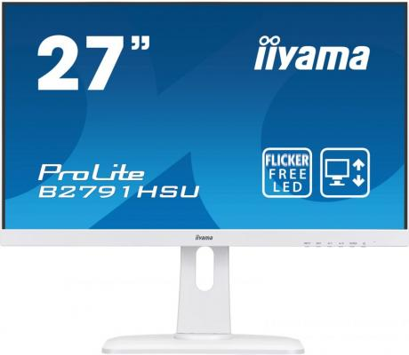 Монитор 27 iiYama ProLite B2791HSU-W1 B2791HSU-W1 iiyama prolite xb2380hs