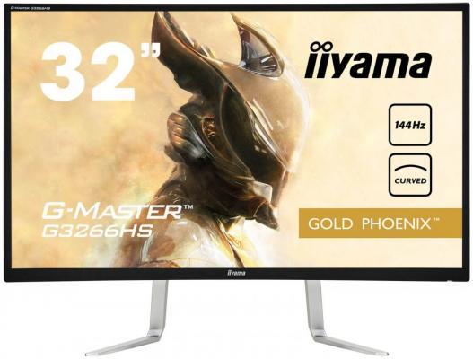 Монитор 32 iiYama G3266HS-B1 монитор iiyama xub3490wqsu b1 черный
