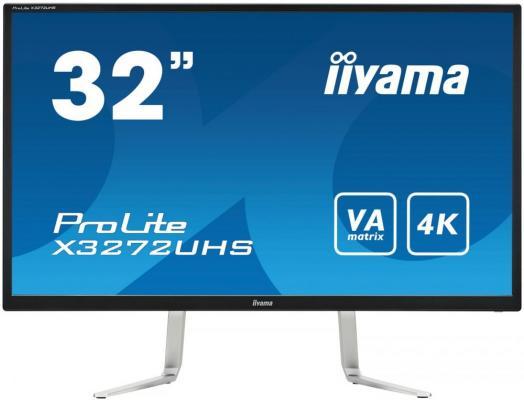 Монитор 32 iiYama X3272UHS-B1 монитор iiyama xub3490wqsu b1 черный