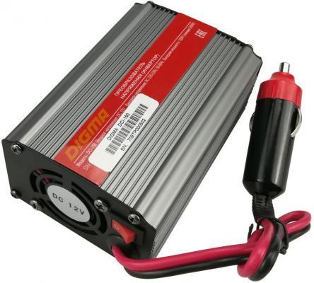 Автомобильный инвертор напряжения Digma DCI-150 150Вт от 123.ru