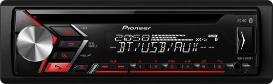 Автомагнитола Pioneer DEH-S3000BT USB MP3 CD FM RDS 1DIN 4x50Вт черный ikon taipei