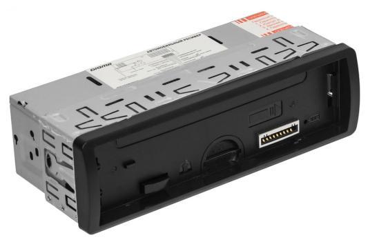 цена Автомагнитола Digma DCR-400B USB MP3 FM 1DIN 4x45Вт черный в интернет-магазинах