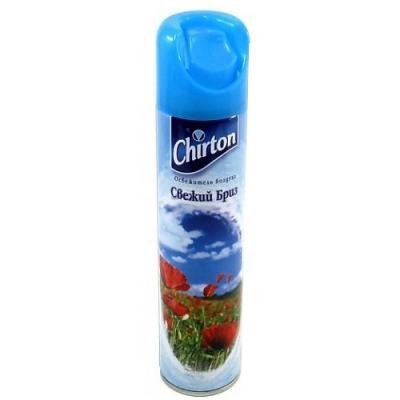 CHIRTON Освежитель воздуха Свежий Бриз 300мл