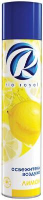 Освежитель воздуха RIO ROYAL Лимон 300 мл для автомобиля испанские освежители для воздуха