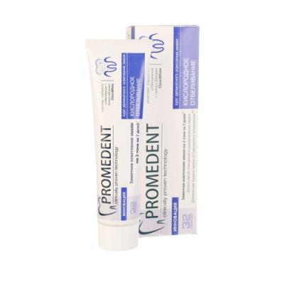 Зубная паста 32 БИОНОРМА Promedent 90 мл 32 зубная паста бионорма тройной эффект 75мл