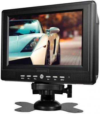 Автомобильный телевизор Digma DCL-700 7 черный автомобильный жк телевизор digma dcm 430