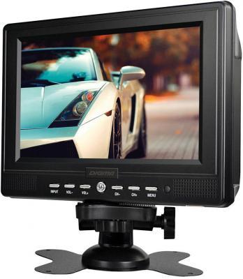 Автомобильный телевизор Digma DCL-720 7 черный жк телевизор портативный digma dcl 720