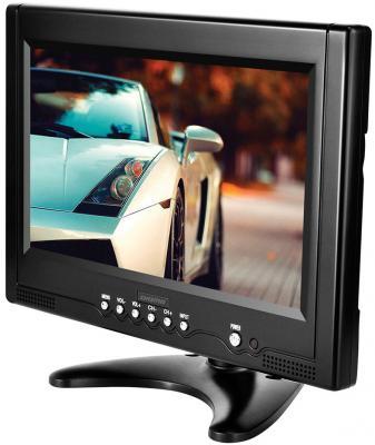 Автомобильный телевизор Digma DCL-920 9 черный автомобильный телевизор digma dcl 1020 10 1 tv 1024x600 16 9