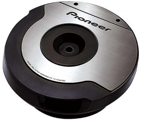 Сабвуфер Pioneer TS-WX610A динамик 4 200Вт 2Ом автомобильный сабвуфер бескорпусной pioneer ts w1200pro