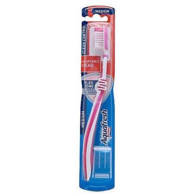 Зубная щётка Aquafresh Everyday - Clean Control зубная щётка aquafresh инбитвин
