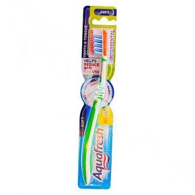 Зубная щётка Aquafresh Tooth&Tongue - Extreme Clean Interdental 2pcs tongue