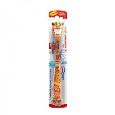 Зубная щётка детская Aquafresh Мои молочные зубки зубная щётка aquafresh инбитвин