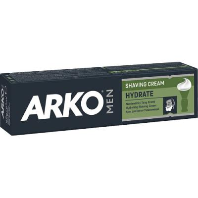 ARKO MEN Крем для бритья Hydrate 65г пена для бритья cool arko men 200 мл
