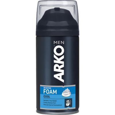 ARKO MEN Пена для бритья Cool 100мл станок д бритья arko system3 однораз 4шт уп