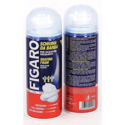Пена для бритья FIGARO - 400 мл журнал madam figaro где